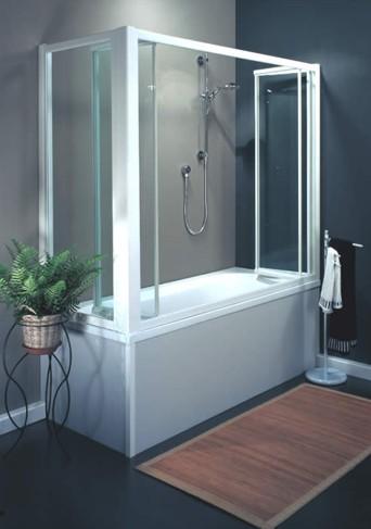 Stunning Box Doccia Per Vasche Da Bagno Gallery - New Home Design ...