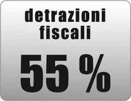 detrazioni fiscali al 55%